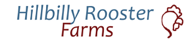 Hillbilly Rooster Farms logo